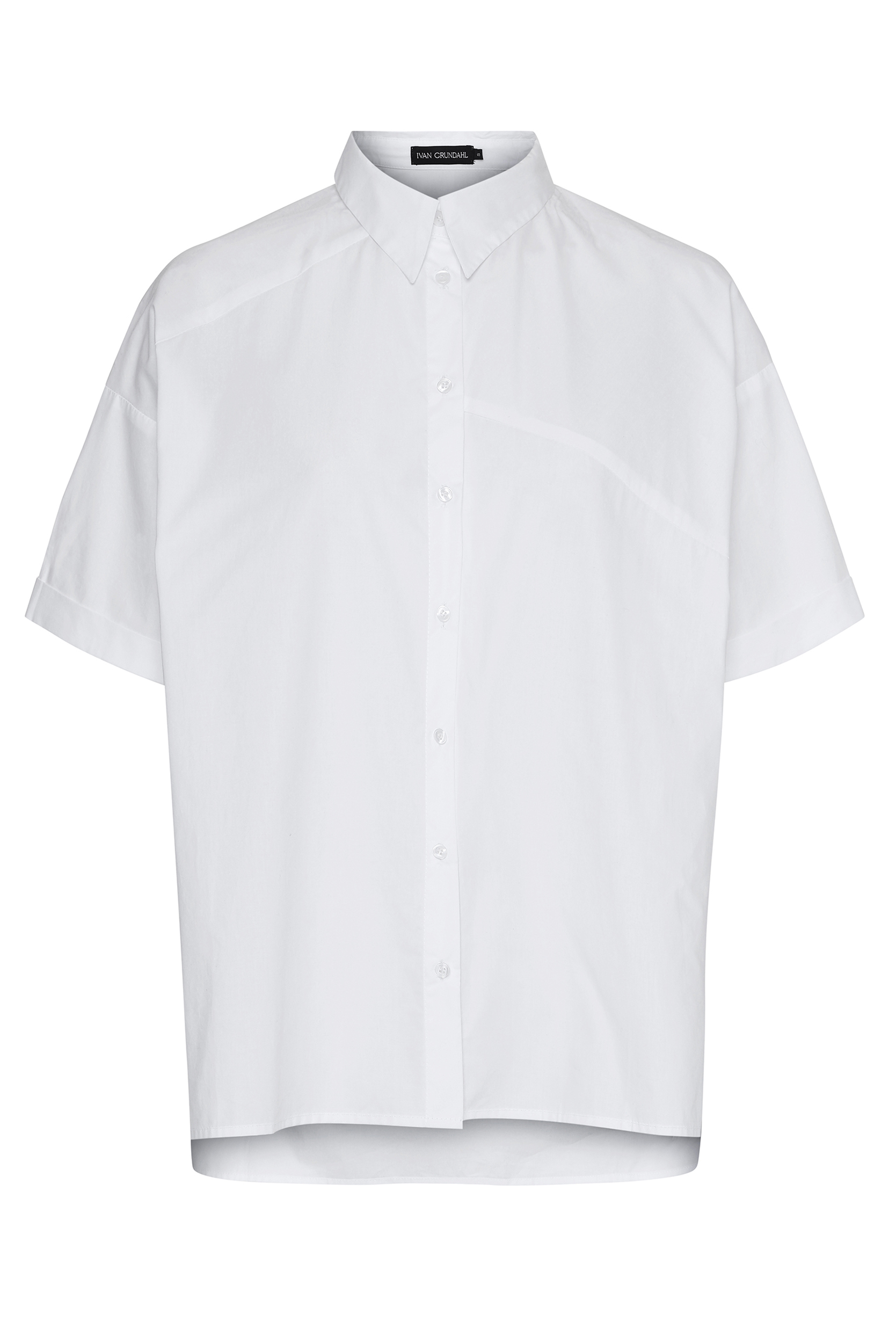 IVAN GRUNDAHL AVANTGARDE DASSIN COTTON SHORT SLEEVED SHIRT